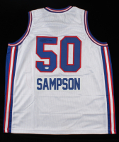 Ralph Sampson Signed Jersey (PSA COA) (See Description) at PristineAuction.com
