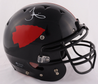 Tyreek Hill Signed Full-Size Authentic On-Field Helmet (Beckett COA) at PristineAuction.com