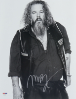 """Mark Boone Junior Signed """"Sons of Anarchy"""" 11x14 Photo (PSA COA) (See Description) at PristineAuction.com"""