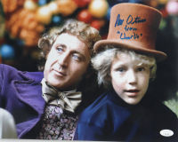"""Peter Ostrum Signed """"Willy Wonka & the Chocolate Factory"""" 11x14 Photo Inscribed """"Charlie"""" (JSA COA) at PristineAuction.com"""