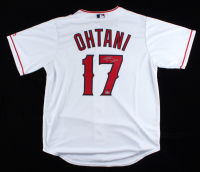 Shohei Ohtani Signed Angels Jersey (Steiner COA & MLB Hologram) at PristineAuction.com