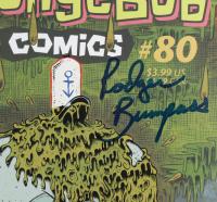 "Rodger Bumpass Signed 2018 ""Squidward's Kitchen Adventure"" Issue #80 SpongeBob SquarePants Comic Book (PSA COA) at PristineAuction.com"