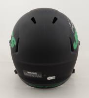 Corey Davis Signed Jets Full-Size Eclipse Alternate Speed Helmet (Beckett Hologram) at PristineAuction.com