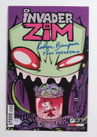 "Rodger Bumpass Signed Issue #9 Invader Zim Comic Book Inscribed ""Professor Membrane"" (PSA COA) at PristineAuction.com"