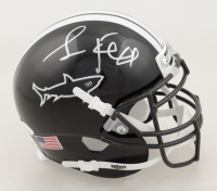 "Jamie Foxx Signed ""Any Given Sunday"" Sharks Mini Helmet (JSA COA) at PristineAuction.com"