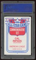 Cal Ripken Jr. 1987 Topps Glossy All-Stars #16 (PSA 8) at PristineAuction.com