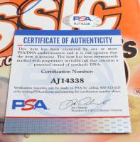 "Cal Ripken Jr. Signed ""Cal's Classic"" Cereal Box (PSA COA) (See Description) at PristineAuction.com"