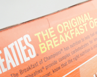 Bruce Jenner Signed Vintage Original Wheaties Cereal Box (PSA COA) (See Description) at PristineAuction.com