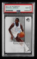 Michael Jordan 2011-12 SP Authentic #1 (PSA 10) at PristineAuction.com