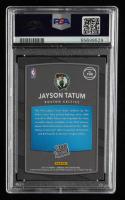 Jayson Tatum 2017-18 Donruss Optic #198 RR RC (PSA 10) at PristineAuction.com