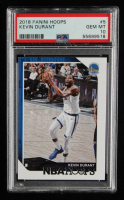 Kevin Durant 2018-19 Hoops #5 (PSA 10) at PristineAuction.com