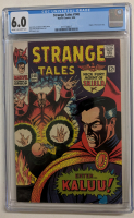 "Vintage 1966 ""Strange Tales"" Issue #148 Marvel Comic Book (CGC 6) at PristineAuction.com"