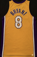 Kobe Bryant Signed Lakers Jersey (Beckett LOA & PSA COA) at PristineAuction.com