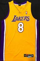 Kobe Bryant Signed Lakers Jersey (Beckett LOA & PSA COA) at PristineAuction.com
