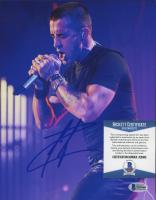 Scott Stapp Signed 8x10 Photo (Beckett COA) at PristineAuction.com