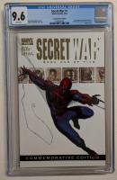 "2004 ""Secret War"" Issue #1 Marvel Comic Book (CGC 9.6) at PristineAuction.com"