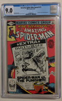 "Vintage 1975 ""The Amazing Spider-Man"" Issue #15 Marvel Comic Book (CGC 9) at PristineAuction.com"