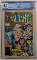 "Vintage 1990 ""The New Mutants"" Issue #87 Marvel Comic Book (CGC 9.2) at PristineAuction.com"