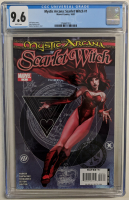 "2007 ""Mystic Arcana: Scarlet Witch"" Issue #1 Marvel Comic Book (CGC 9.6) at PristineAuction.com"