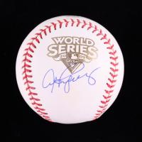 Alex Rodriguez Signed Official 2009 World Series Baseball (MLB Hologram) at PristineAuction.com