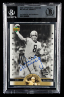 Archie Manning Signed 2005 Upper Deck Legends #66 (BGS Encapsulated) at PristineAuction.com