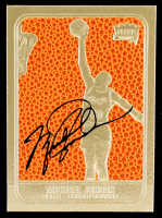 Michael Jordan 1997 Fleer Premiere 23Kt Gold Card at PristineAuction.com