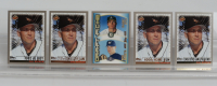 2000 Topps Complete Set of (479) Baseball Cards With #238 Cal Ripken, #451 Ben Sheets / Barry Zito at PristineAuction.com