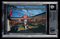 Ricky Watters Signed 1995 Upper Deck Special Edition #SE19 (BGS Encapsulated) at PristineAuction.com