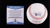 Alex Rodriguez Signed Official 2009 World Series Baseball (Beckett COA) at PristineAuction.com