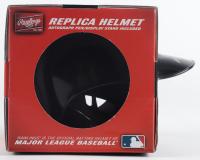 Frank Thomas Signed White Sox Mini Batting Helmet (Beckett COA) at PristineAuction.com