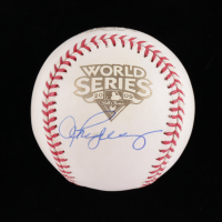 Alex Rodriguez Signed Official 2009 World Series Baseball (Beckett COA) (See Description) at PristineAuction.com