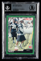 Eric Weddle Signed 2007 Topps Total #544 RC (BGS Encapsulated) at PristineAuction.com
