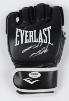 Nate Diaz Signed UFC Glove (PSA Hologram) at PristineAuction.com