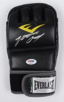 Nate Diaz Signed UFC Glove (PSA Hologram) (See Description) at PristineAuction.com