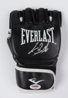 Nate Diaz Signed UFC Glove (PSA Hologram) at PristineAuction.com