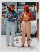 "Cheech Marin & Tommy Chong Signed 11x14 Photo Twice-Inscribed ""2021"" (JSA COA) at PristineAuction.com"