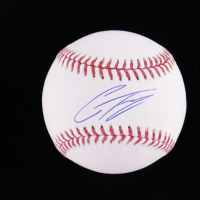 "Gleyber Torres Signed OML Baseball (Beckett ""Rookie Year"" COA) at PristineAuction.com"