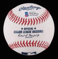 Fernando Tatis Jr. Signed OML Baseball (Beckett COA) at PristineAuction.com
