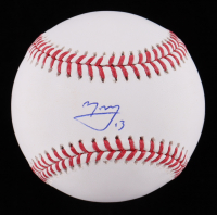 Manny Machado Signed OML Baseball (Beckett Hologram) at PristineAuction.com