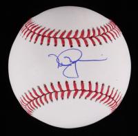 Mark McGwire Signed OML Baseball (MLB Hologram) at PristineAuction.com