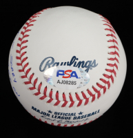 "Pete Rose Signed OML Baseball with Display Case Inscribed ""I'm Sorry I Bet On Baseball"" (Rose Hologram & PSA COA - Graded 10) at PristineAuction.com"
