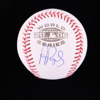 Albert Pujols Signed 2006 World Series Baseball (Beckett COA) at PristineAuction.com
