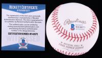 Albert Pujols Signed 2006 World Series Baseball (Beckett COA) at PristineAuction.com