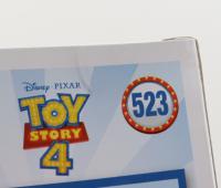 "Tim Allen Signed ""Toy Story 4"" #523 Buzz Lightyear Funko Pop! Vinyl Figure (JSA Hologram) (See Description) at PristineAuction.com"