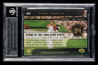 Fred Couples Signed 2004 Upper Deck #85 LL (BGS Encapsulated) at PristineAuction.com