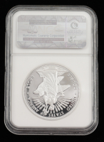 """1906 Pattern Double Eagle """"Smithsonian Collection"""" Private Issue Struck 2011 (NGC Ultra Cameo Gem Proof) at PristineAuction.com"""