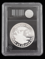 1879 Schoolgirl Morgan 1 Ounce Fine Silver (BGS Encapsulated) at PristineAuction.com
