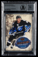 Steven Stamkos Signed 2008-09 Artifacts #274 RC #183/999 (BGS Encapsulated) at PristineAuction.com