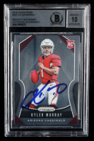 Kyler Murray Signed 2019 Panini Prizm #301 RC (BGS Encapsulated) at PristineAuction.com