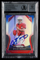 Kyler Murray Signed 2019 Panini Prizm Prizms Red White and Blue #301 (BGS Encapsulated) at PristineAuction.com